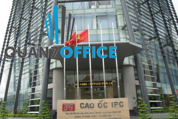 văn phòng cho thuê quận 7 - cao ốc IPC
