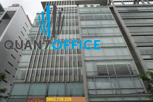 văn phòng cho thuê quận 7 - cao ốc BEAUTIFUL SAIGON
