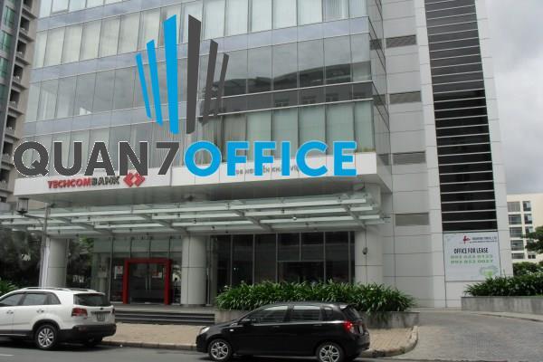 văn phòng cho thuê quận 7 - cao ốc NAM LONG