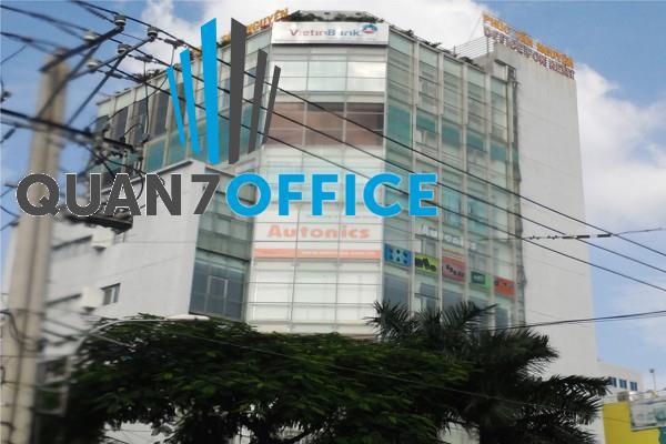 văn phòng cho thuê quận 7 - cao ốc PHÚC TẤN NGUYÊN