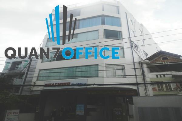 văn phòng cho thuê quận 7 - cao ốc MINH PHÚ BUIDING