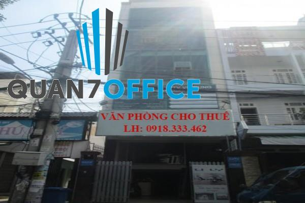văn phòng cho thuê quận 7 - cao ốc APACONS BUILDING